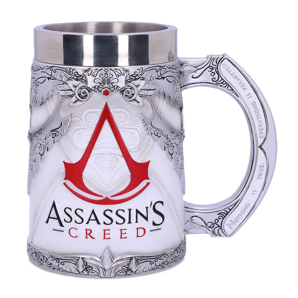 Assassins Creed - Classic Logo Krug deluxe